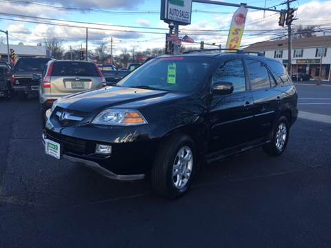 2004 Acura MDX for sale in Wakefield, MA