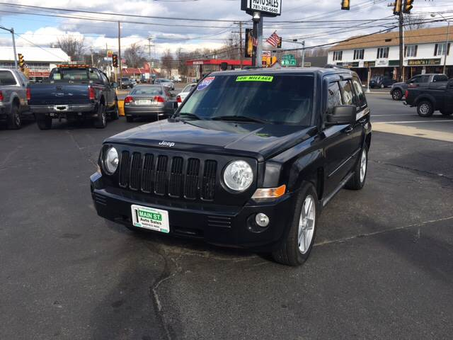 2010 Jeep Patriot for sale at Wakefield Auto Sales of Main Street Inc. in Wakefield MA