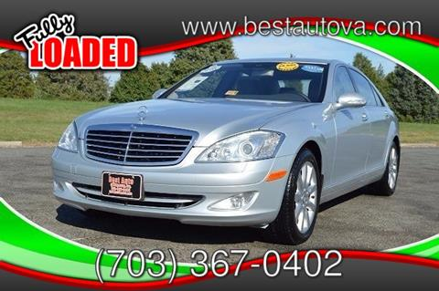 2007 Mercedes-Benz S-Class for sale in Manassas VA