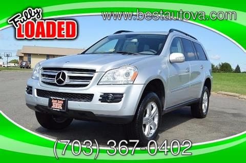 2007 Mercedes-Benz GL-Class for sale in Manassas VA