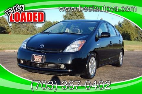 2008 Toyota Prius for sale in Manassas VA