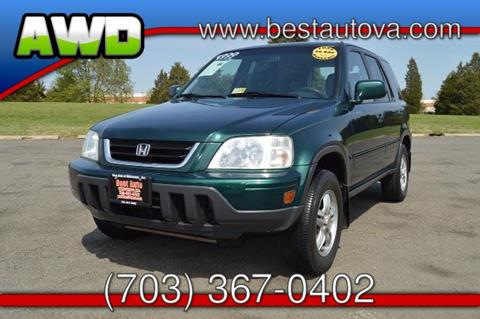 2001 Honda CR-V for sale in Manassas VA