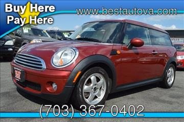 2010 MINI Cooper Clubman for sale in Manassas, VA