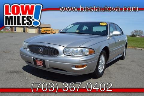 2004 Buick LeSabre for sale in Manassas VA