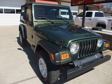 2006 Jeep Wrangler for sale in Murray, KY