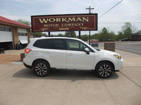 2018 Subaru Forester for sale in Murray, KY