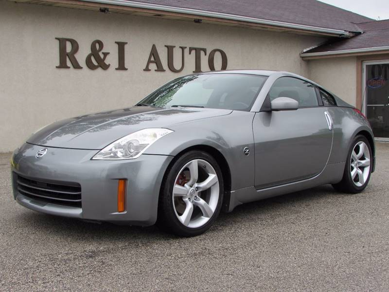 2006 Nissan 350z Enthusiast 2dr Coupe 35l V6 5a In Lake Bluff Il