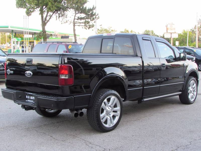 2006 ford f-150 harley-davidson 4dr supercab 4wd 6.5 ft. sb in lake