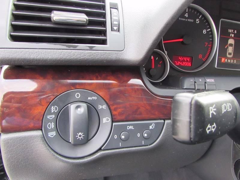 2008 Audi A4 AWD 2 0T Special Ed  quattro 4dr Sedan (2L I4
