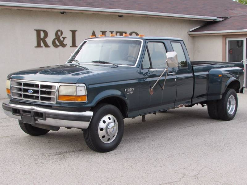 1997 ford f 350 2dr xlt extended cab lb in lake bluff il r i auto. Black Bedroom Furniture Sets. Home Design Ideas