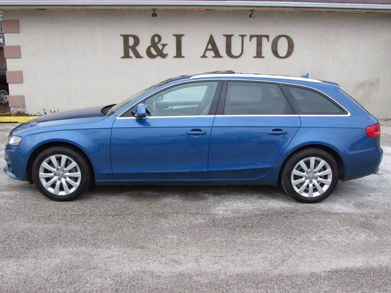 832967933 2009 audi a4 awd 2 0t avant premium plus 4dr wagon in lake bluff il