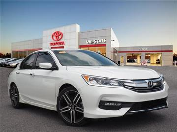2016 Honda Accord for sale in Asheboro, NC