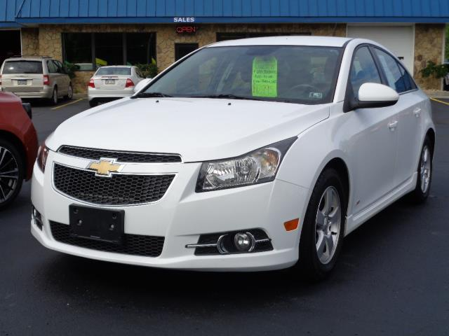 2014 Chevrolet Cruze for sale at Rogos Auto Sales in Brockway PA