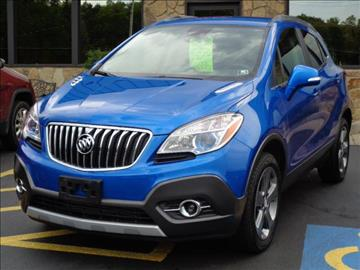 2014 Buick Encore for sale at Rogos Auto Sales in Brockway PA