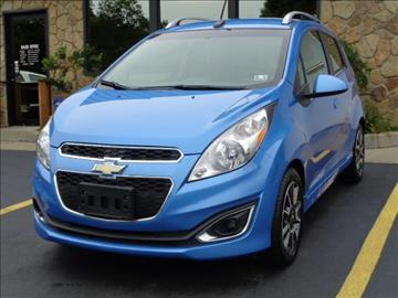 2013 Chevrolet Spark for sale at Rogos Auto Sales in Brockway PA