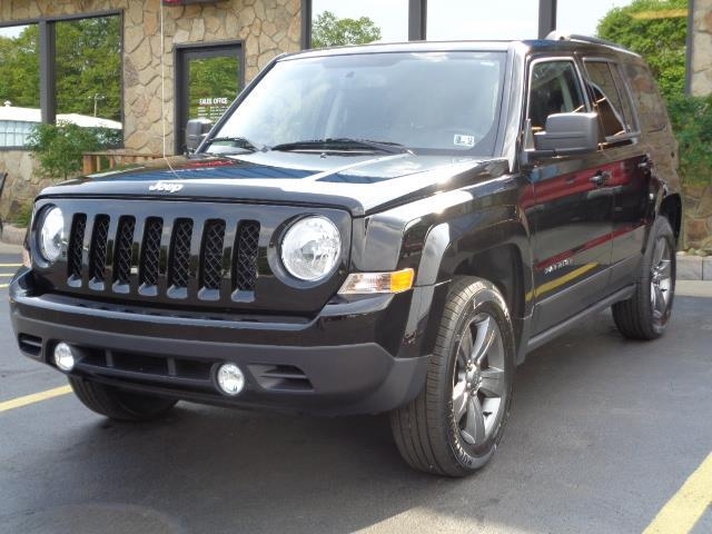 2015 Jeep Patriot for sale at Rogos Auto Sales in Brockway PA