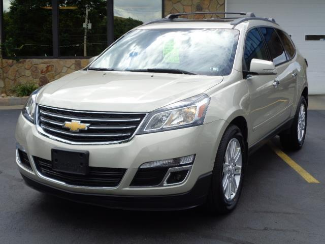 2015 Chevrolet Traverse for sale at Rogos Auto Sales in Brockway PA