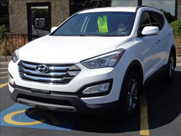 2014 Hyundai Santa Fe Sport for sale at Rogos Auto Sales in Brockway PA