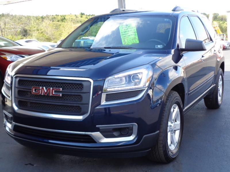 2015 GMC Acadia for sale at Rogos Auto Sales in Brockway PA