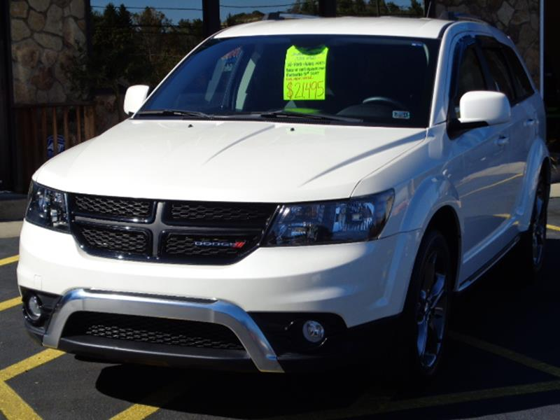 2015 Dodge Journey for sale at Rogos Auto Sales in Brockway PA