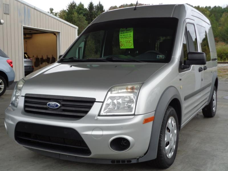 2010 Ford Transit Connect for sale at Rogos Auto Sales in Brockway PA
