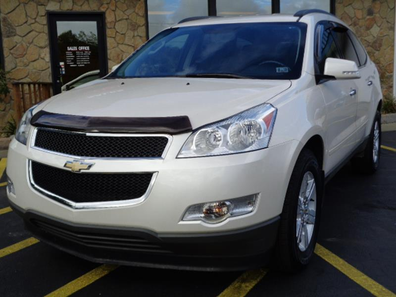 2012 Chevrolet Traverse for sale at Rogos Auto Sales in Brockway PA
