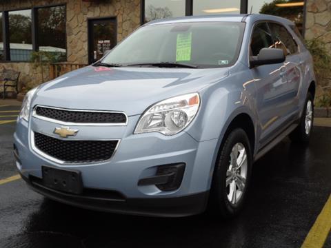 2015 Chevrolet Equinox for sale at Rogos Auto Sales in Brockway PA