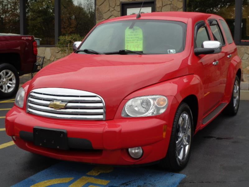 2009 Chevrolet HHR for sale at Rogos Auto Sales in Brockway PA