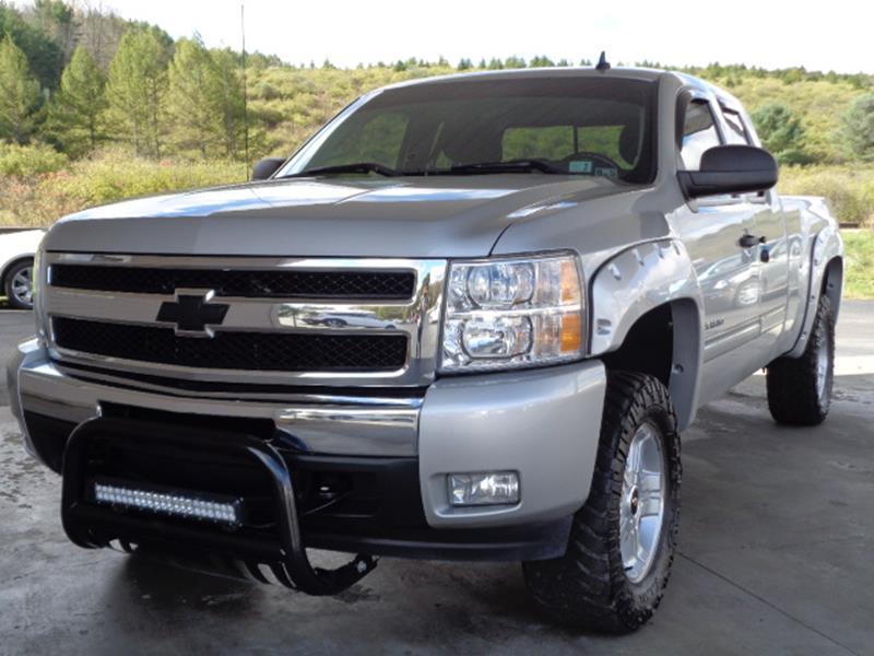 2011 Chevrolet Silverado 1500 for sale at Rogos Auto Sales in Brockway PA