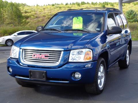 2006 GMC Envoy for sale at Rogos Auto Sales in Brockway PA