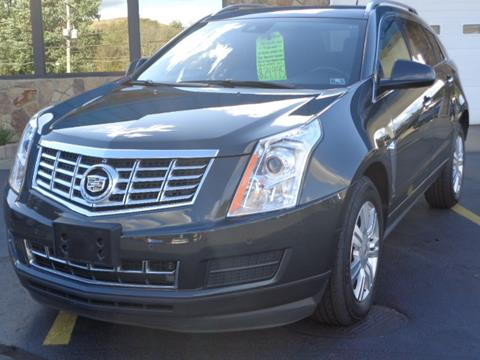 2014 Cadillac SRX for sale at Rogos Auto Sales in Brockway PA
