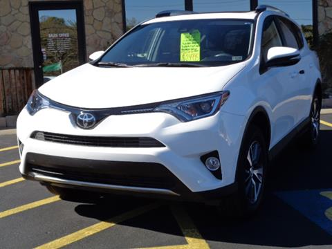 2017 Toyota RAV4 for sale at Rogos Auto Sales in Brockway PA