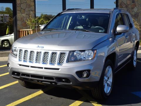 2015 Jeep Compass for sale in Brockway, PA