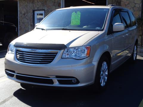 2013 Chrysler Town and Country for sale in Brockway, PA