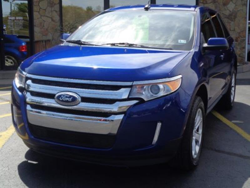 Ford Edge For Sale At Rogos Auto Sales In Brockway Pa