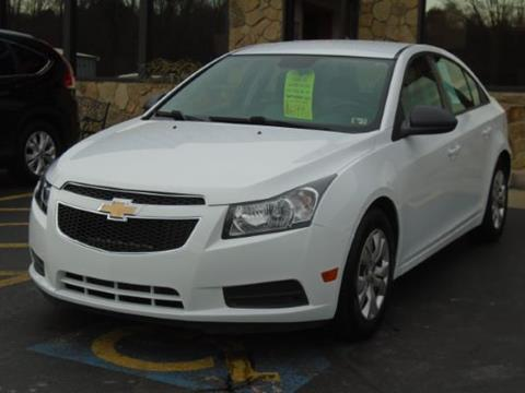 2013 Chevrolet Cruze for sale in Brockway, PA