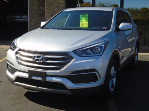 2018 Hyundai Santa Fe Sport for sale in Brockway, PA