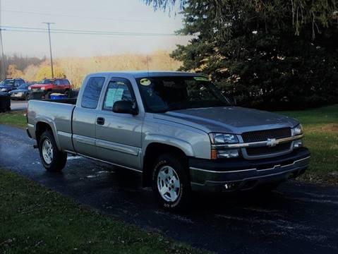Chevrolet trucks for sale in parkesburg pa for Harlan motors parkesburg pa