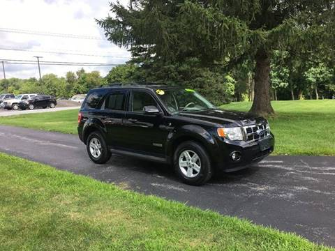 2008 ford escape hybrid for sale in new haven ct for Harlan motors parkesburg pa
