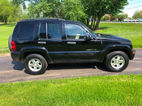 2003 Jeep Liberty for sale in Parkesburg, PA