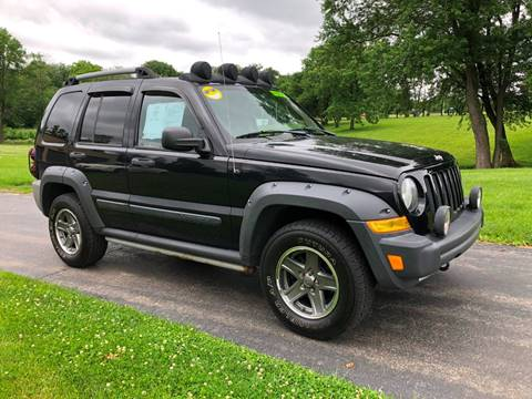 2005 Jeep Liberty for sale in Parkesburg, PA