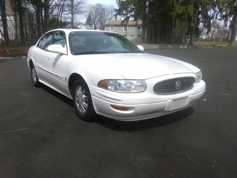 2003 Buick LeSabre for sale at Kimp Enterprises LLC in Waterbury CT