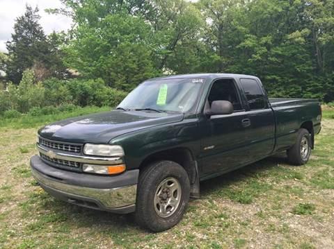 2002 Chevy Silverado For Sale