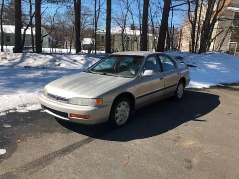 1996 Honda Accord for sale in Waterbury, CT