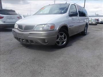 2005 Pontiac Montana for sale in Baytown, TX