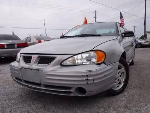 2000 Pontiac Grand Am for sale in Baytown, TX