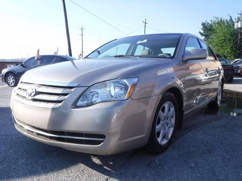 2005 Toyota Avalon for sale in Baytown, TX