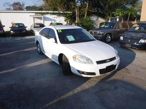 2011 Chevrolet Impala for sale in Baytown, TX