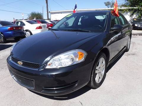2013 Chevrolet Impala for sale in Baytown, TX