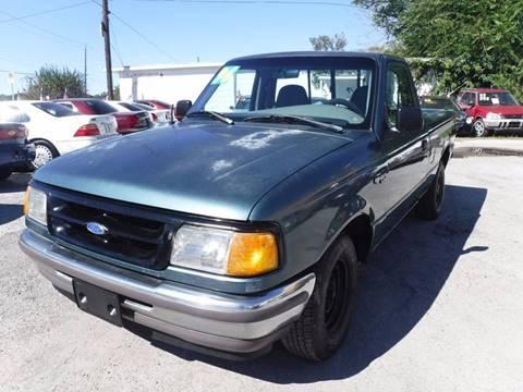 1996 Ford Ranger for sale in Baytown, TX